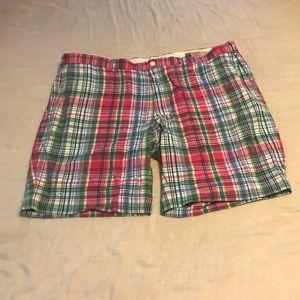 Men's plaid short Ralph Lauren